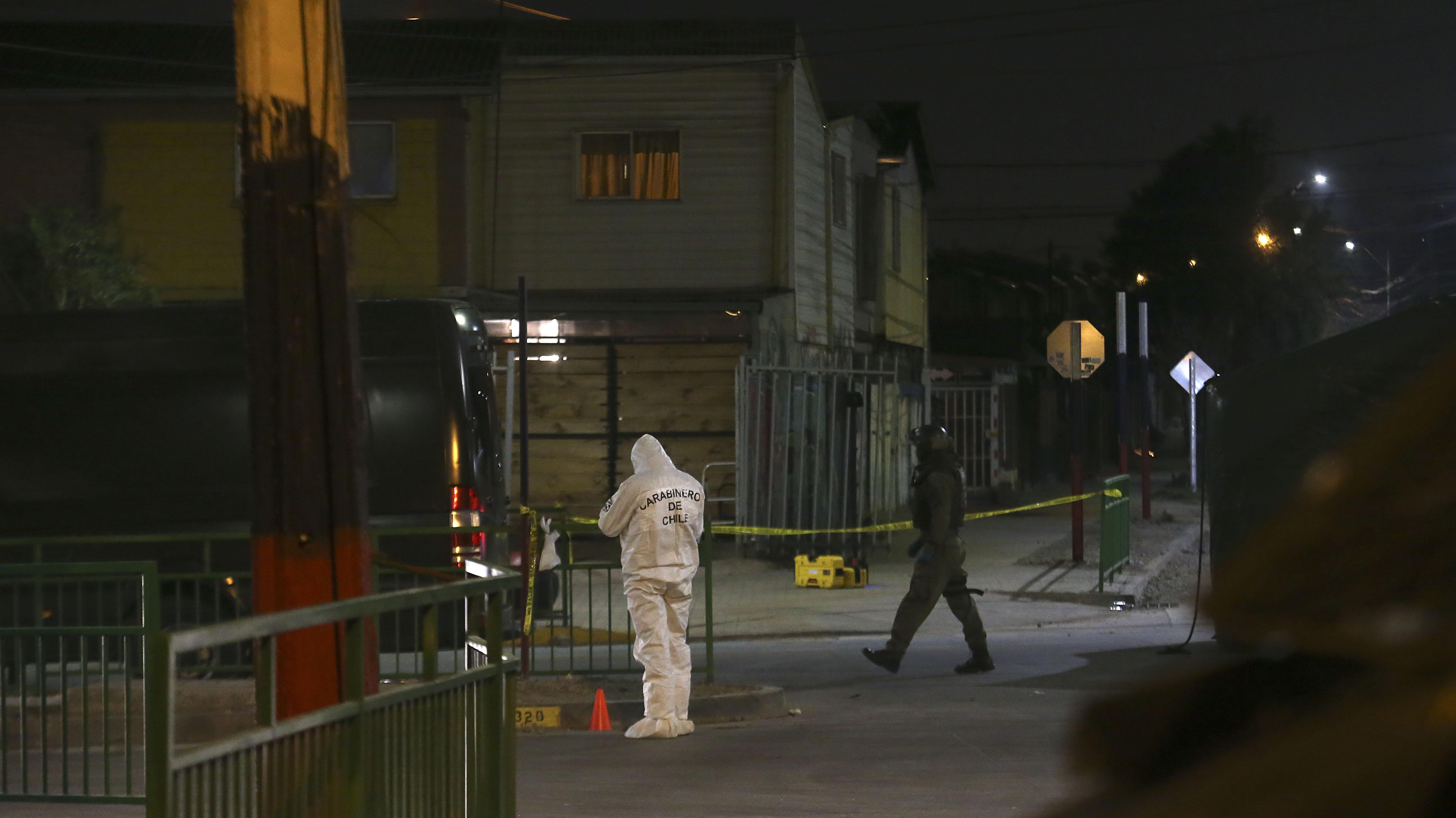 """¿Quién es """"el lobo solitario"""" que fue detenido como sospechoso de seis atentados con artefactos explosivos en la RM?"""