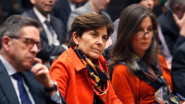María Luisa Brahm es la nueva presidenta del TC y sucederá a Iván Aróstica