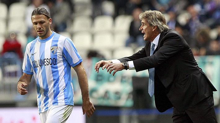 """Ex seleccionado argentino no oculta su admiración por Manuel Pellegrini: """"Es un ejemplo de lo que quiero ser"""""""