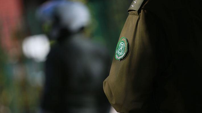 Tres carabineros serán formalizados por falso operativo: Habrían colocado evidencia para vincular a víctimas con un delito
