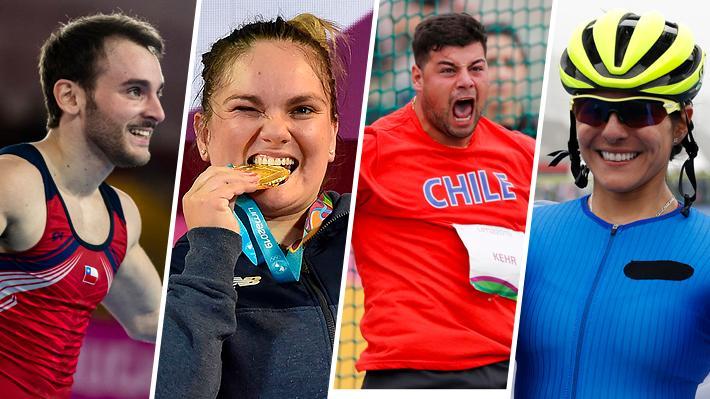 Panamericanos: Quiénes tenían el récord de oros de Chile y los nombres que rompieron esa marca 68 años después