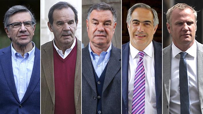 El revuelto panorama presidencial en Chile Vamos: Cinco figuras en la línea de partida de la carrera a La Moneda