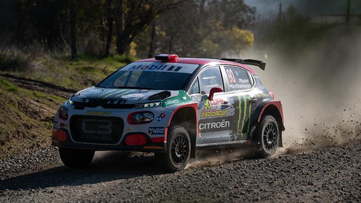 RallyMobil se toma Quillón con adrenalina y velocidad: Mira las mejores fotos del Shakedown