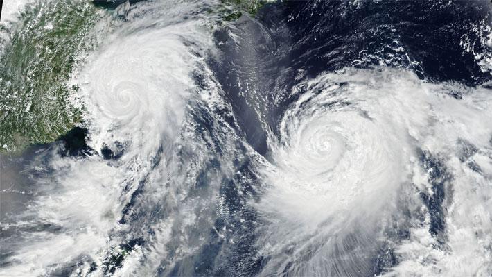Tifón Lekima en China deja 18 muertos y 14 desaparecidos tras el desborde de un embalse