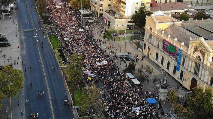 """Finalmente organizadores suspenden marcha """"antimigrante"""": """"Piñera le ha dado la espalda a los ciudadanos honestos"""""""