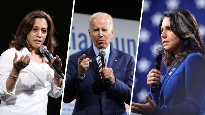 Aspirantes presidenciales demócratas se reúnen en foro sobre armas y seguridad tras masivos tiroteos en EE.UU.