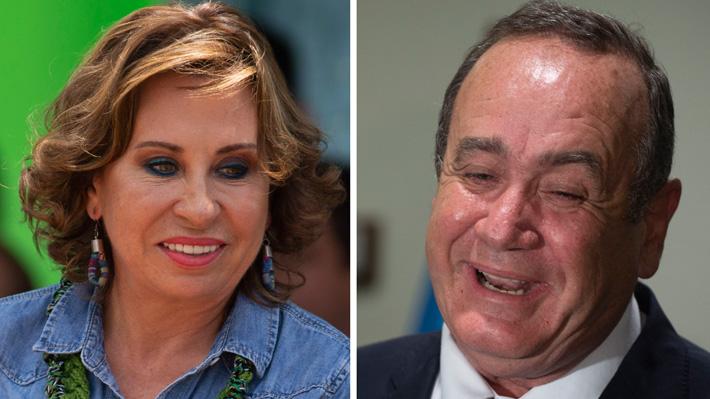 Guatemala celebra la segunda vuelta de sus presidenciales: Una ex primera dama contra un conservador que va por cuarta vez