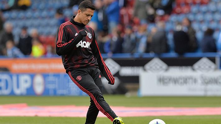 Alexis Sánchez no fue tenido en cuenta en goleada del United sobre el Chelsea en el inicio de la Premier