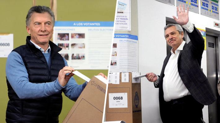 Se cerraron las mesas en Argentina: Lo que dijeron los precandidatos trasandinos al emitir sus votos