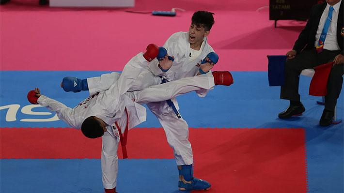 Con un oro y dos platas en el karate y un bronce en el golf, Chile cierra una histórica participación en los Panamericanos de Lima