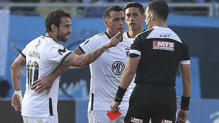 Con Valdivia expulsado en el final, Colo Colo cae ante O'Higgins y suma tres partidos sin ganar en el torneo