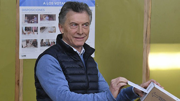 """Gobierno de Macri tiene una """"expectativa positiva"""" tras cierre de urnas: """"Creemos que hemos hecho una muy buena elección"""""""