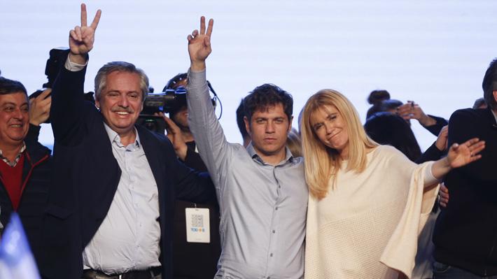 Contienda por la gobernación en Buenos Aires: Axel Kicillof se impuso por casi 17 puntos a la candidata oficialista
