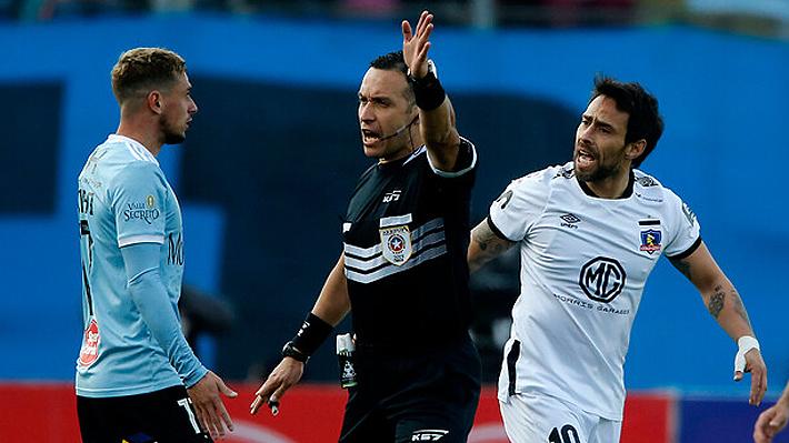 Revelan los insultos que le profirió Jorge Valdivia al árbitro y la dura sanción que podría tener