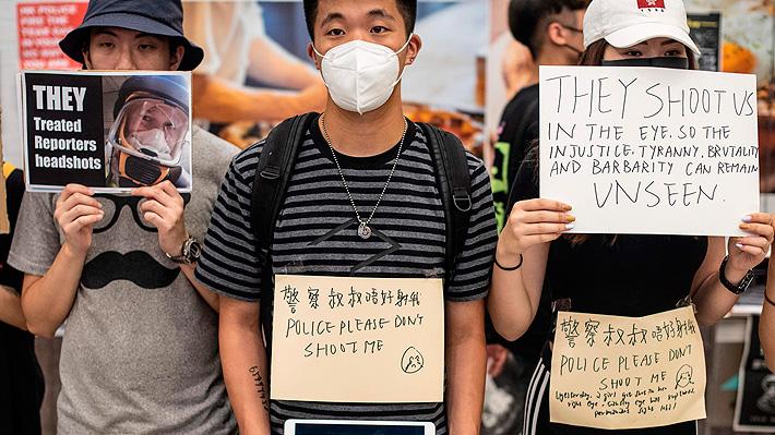 Crisis en Hong Kong se agudiza: ¿Se arriesgaría China a otro Tiananmen?