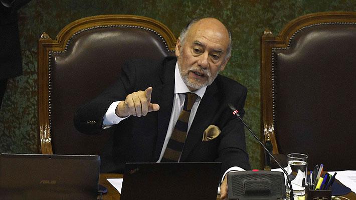 """Flores niega conflicto con el Senado, pero apunta al secretario general: """"La Cámara de Diputados no es el hermano chico"""""""
