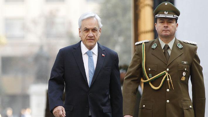 Piñera interviene y busca alinear a Chile Vamos en proyecto de flexibilidad laboral tras diferencias en el bloque