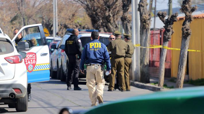 Fiscalía recalifica asesinato de mujer en La Florida como femicidio y sospechoso será formalizado este martes