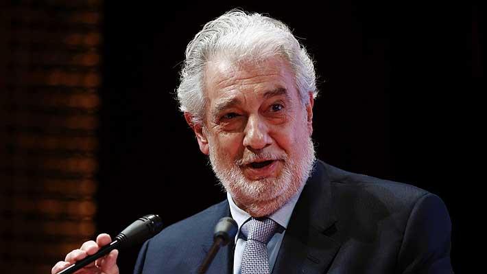 Nueve mujeres acusan al cantante de ópera Plácido Domingo de acoso sexual