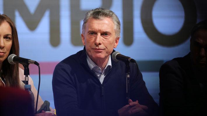 Renuncias, reproches y un chat alentador: La trastienda de la derrota de Macri en las primarias de Argentina