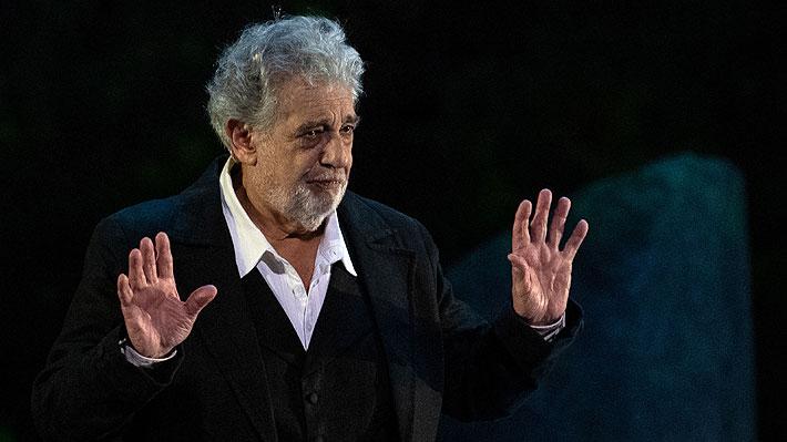 Orquesta de Filadelfia cancela actuación de Plácido Domingo tras acusaciones de acoso sexual