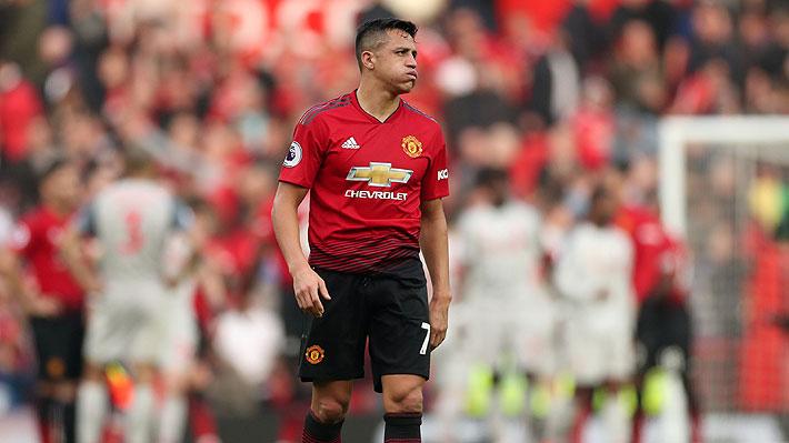 Medio inglés asegura que Alexis tuvo un encontrón con juvenil del United durante una práctica