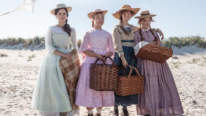 """Saoirse Ronan y Emma Watson protagonizan el primer tráiler del esperado remake de """"Mujercitas"""""""