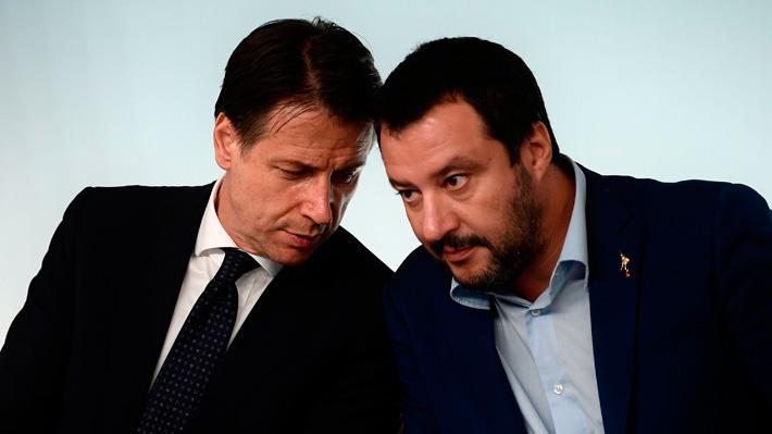 Senado de Italia rechaza someter al Primer Ministro a un voto de censura