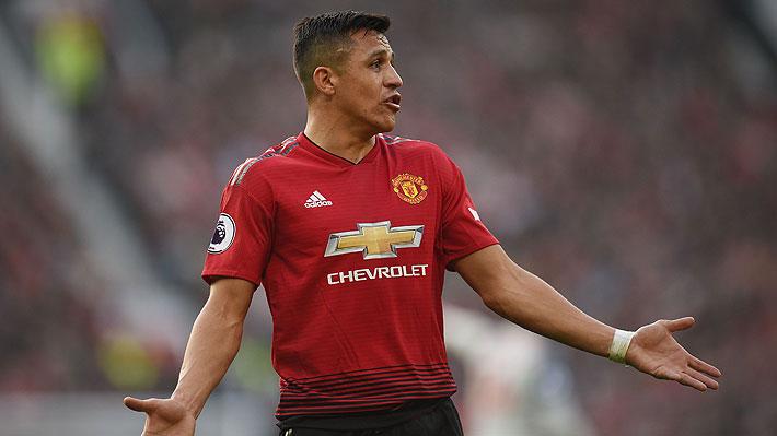 """Millonario sueldo de Alexis vuelve a generar críticas en su contra y en Inglaterra aseguran que """"no tiene espacio"""" en el United"""