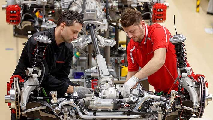Economía alemana se contrae 0,1% en el segundo trimestre debido a la coyuntura internacional