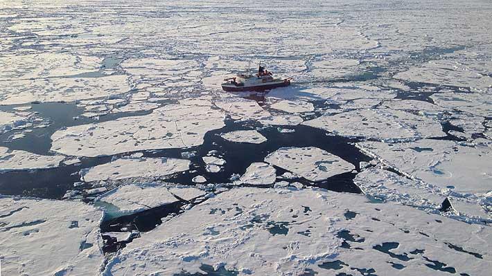 Aceleración del deshielo, altas temperaturas y sequía en el Ártico desatan alarma en los expertos