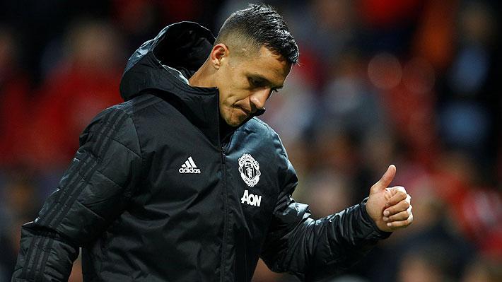 """Resurgen rumores sobre Alexis: Dicen que el United """"está desesperado por deshacerse de él"""" y que hay un interesado en ficharlo"""