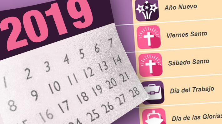 Revisa qué se conmemora hoy y cuántos días feriados habrá por Fiestas Patrias