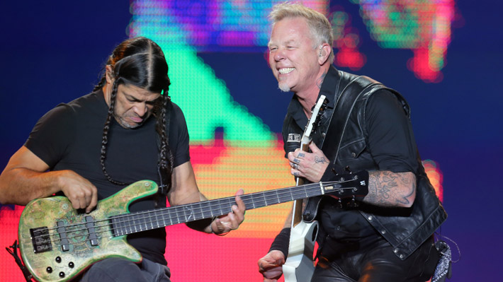 Confirman el regreso de Metallica a Chile con Greta Van Fleet como invitado especial