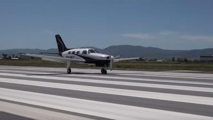 Empresa quiere dar un giro a la aeronáutica con aviones eléctricos impulsados por hidrógeno