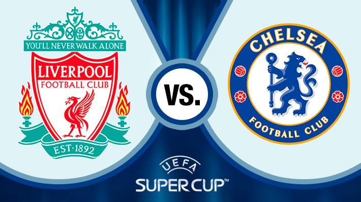 Repase el triunfo por penales del Liverpool sobre el Chelsea en la final de la Supercopa de Europa