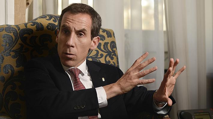 Alessandri anuncia que desde este viernes se pedirá carnet o pase escolar para ingresar al Instituto Nacional