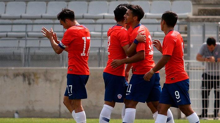 """Con seis jugadores de la UC, la """"Roja"""" Sub 23 entregó prenómina pensando en duelo amistoso con Brasil"""