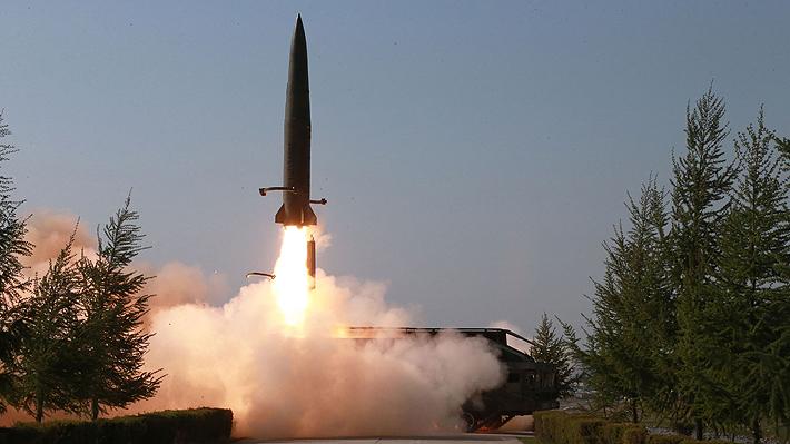 Seúl acusa que Corea del Norte lanzó dos nuevos proyectiles: Es el sexto de estos episodios en menos de un mes