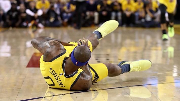 Figura de los Lakers se lesiona y podría perderse toda la temporada de la NBA