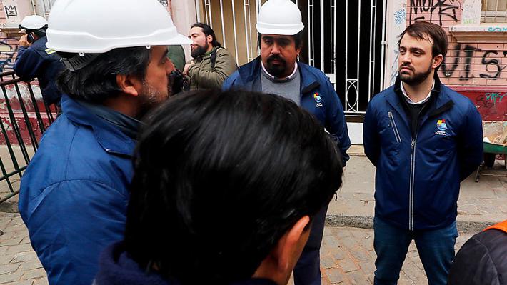 """Emergencia por derrumbe: Sharp pide que Presupuesto de la Nación de 2020 considere """"una glosa Valparaíso"""""""