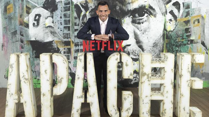 """Serie """"Apache"""": La infancia de Carlos Tévez entre el narcotráfico y las balas antes de su soñado arribo a Boca"""