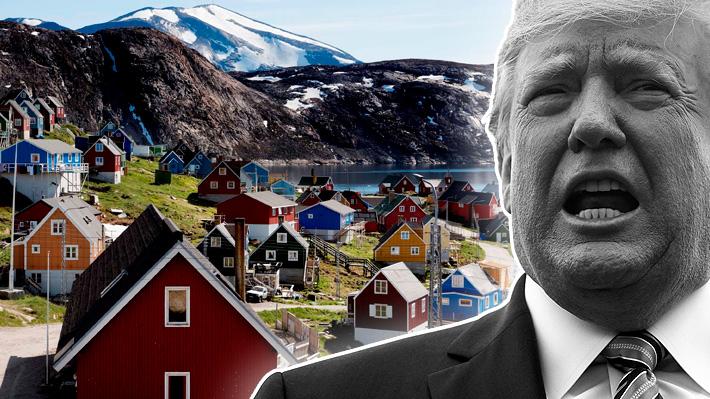 ¿Puede EE.UU. comprar Groenlandia?: Las claves del supuesto interés de Trump por la isla