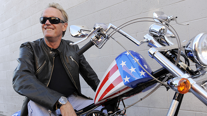 """Fallece a los 79 años el estadounidense Peter Fonda, actor de la película """"Easy Rider"""""""