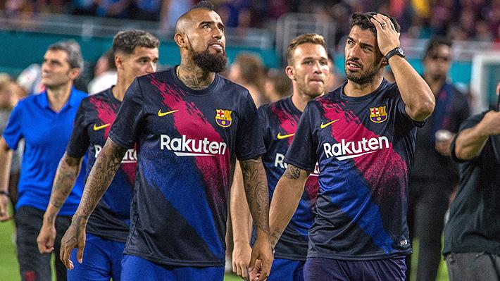 Ante los rumores de su salida del Barcelona... ¿Por qué le convendría a Vidal fichar en el Inter de Milán?