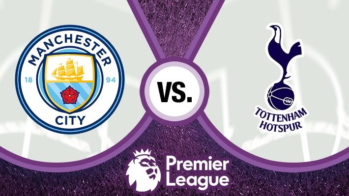 Así fue el infartante empate del City ante el Tottenham por la Premier