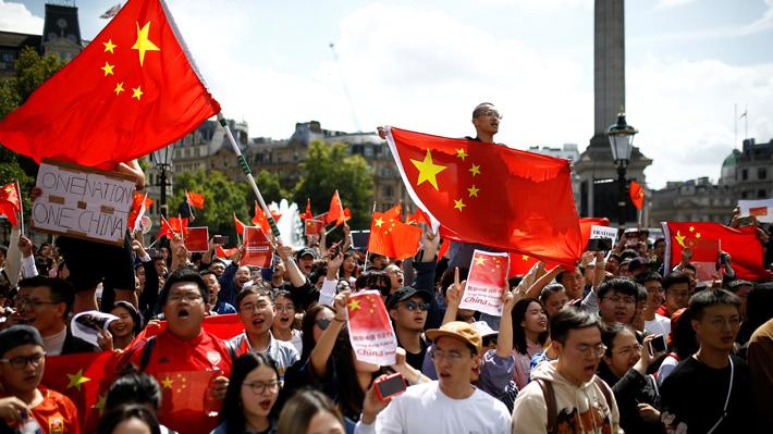 Hong Kong vivió una jornada pacífica de protesta y se espera para mañana una masiva manifestación