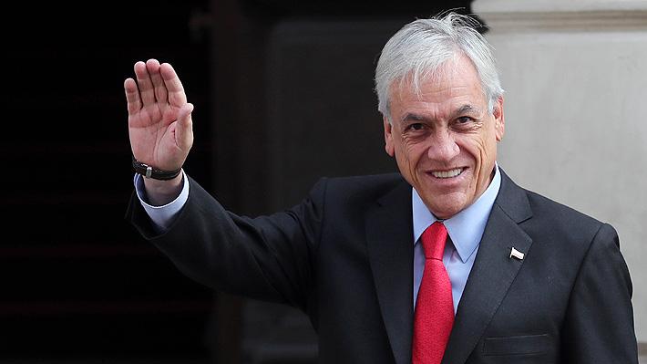 Piñera lidera encuesta como el Presidente con mayor aprobación de América Latina