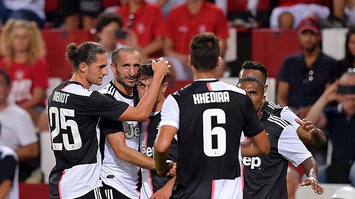 """Engache de taco y """"globito"""": Así fue el golazo que anotó el argentino Paulo Dybala para la Juventus"""