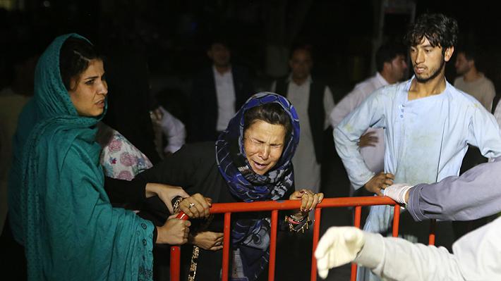Atentado suicida en pleno casamiento deja al menos 63 muertos y 182 heridos en Afganistán